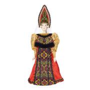 """Подарочный набор """"Катерина"""": кукла, платок"""
