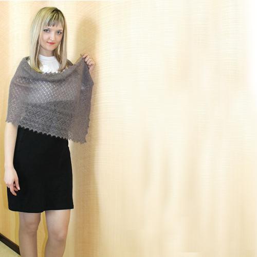 Оренбургский пуховый шарф, 1-7.1С321, 1С328_П3-12040