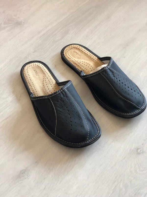 Тапочки домашние кожаные Беларусь 04 Sale