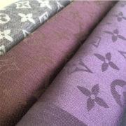 Палантин расцветка Louis Vuitton