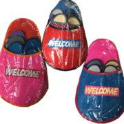 Набор гостевых тапок Welcome comfort