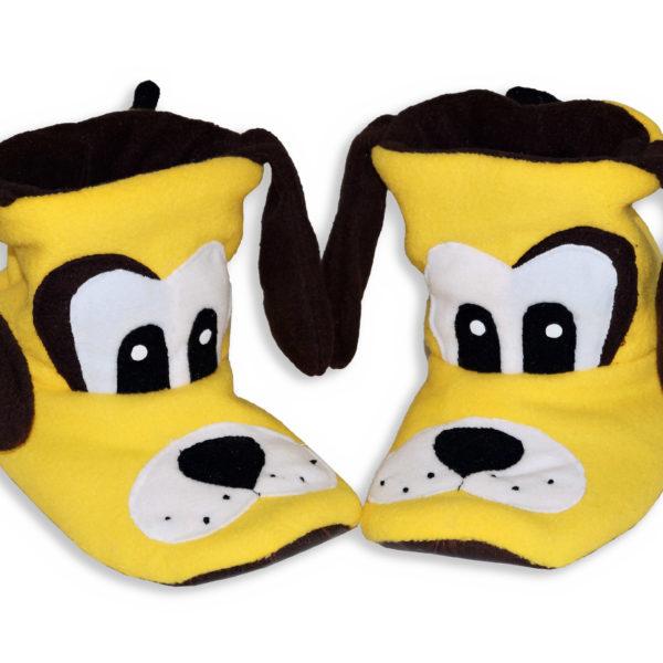 Собачки желтые