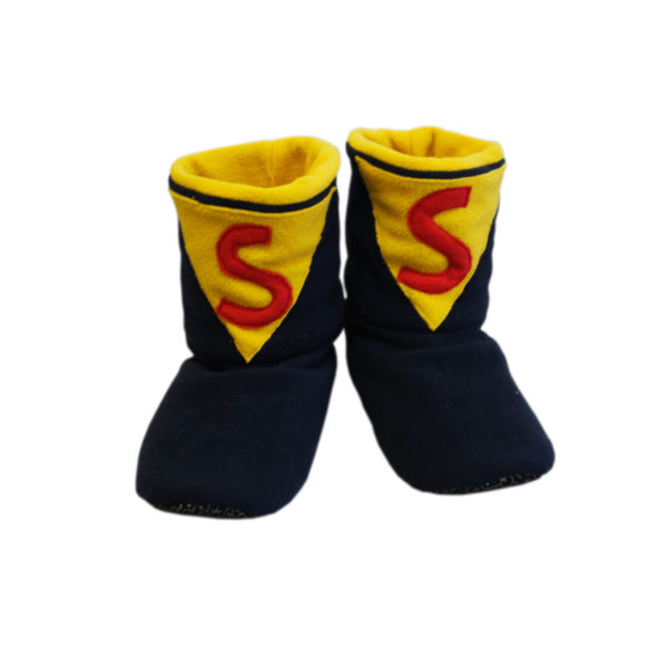 Тапочки Супермен