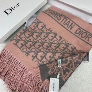 Палантин расцветка Christian Dior